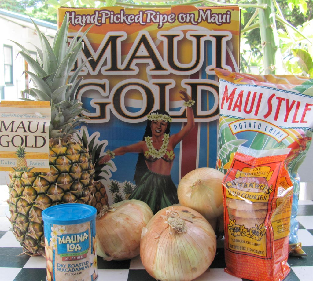 Maui sampler