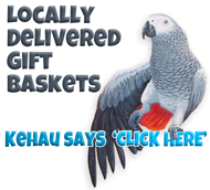 Hawaiian gift baskets with local delivery