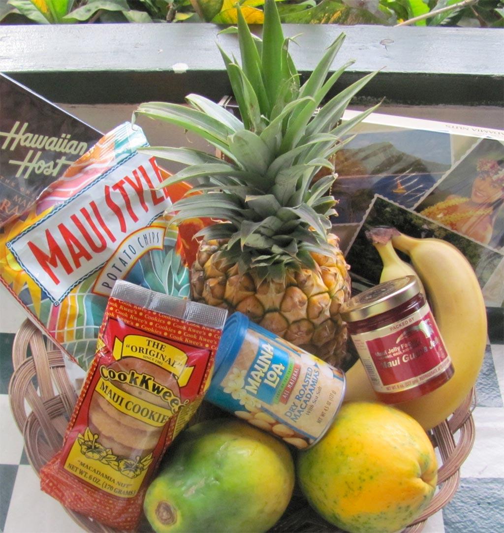 Island Fruit & Gift Basket