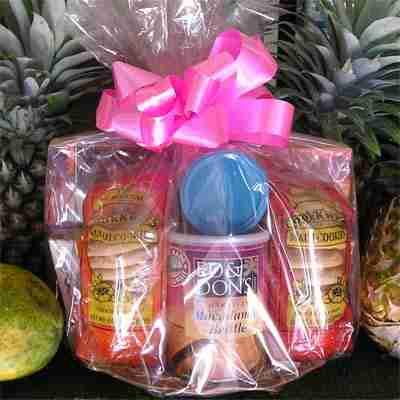 Maui Snack Basket